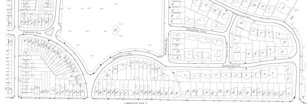 Property Data Map sample