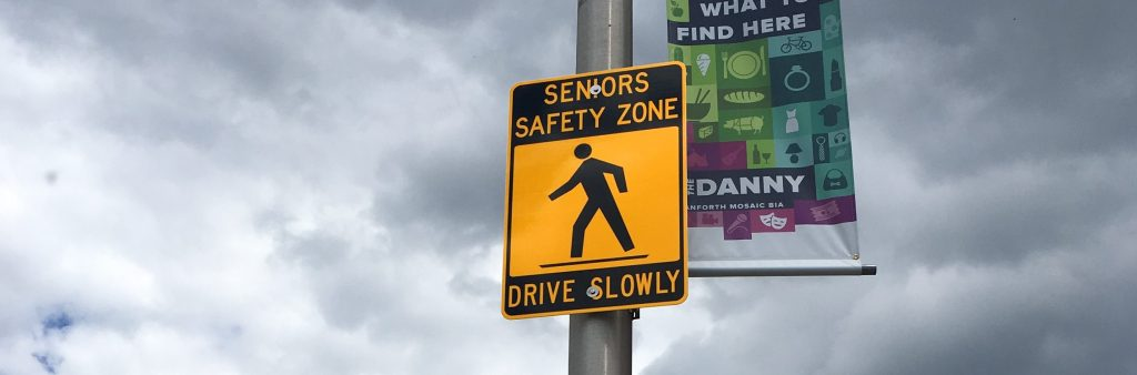 Image of Senior Safety Zone