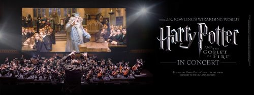 Harry Potter and the Goblet of Fire™ in Concert, featuring the Toronto Symphony Orchestra concert poster