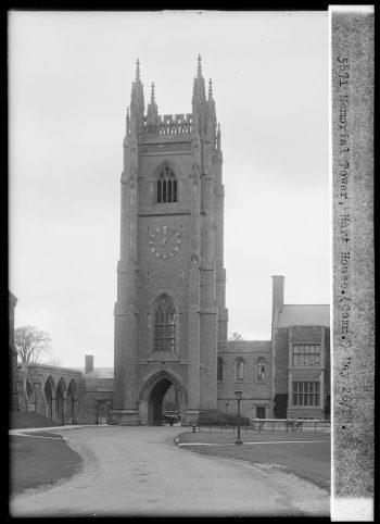 Memorial Tower, Hart House
