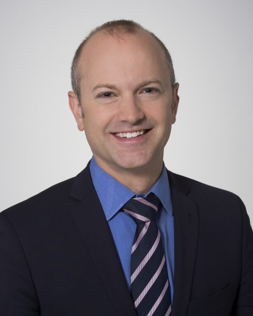 Councillor Mike Layton's portrait