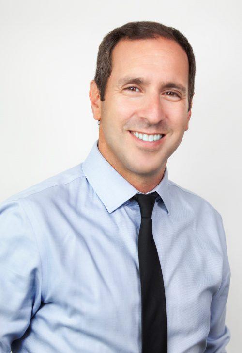 Councillor Josh Matlow's portrait