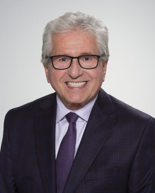 Councillor Mike Colle's portrait
