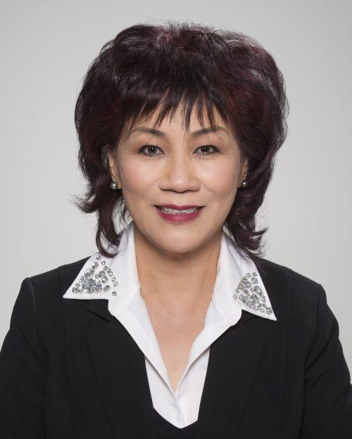 Councillor Cynthia Lai's portrait