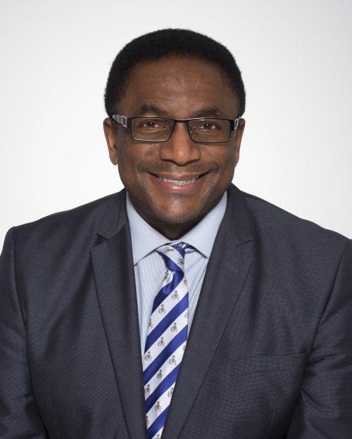 Councillor Michael Thompson's portrait