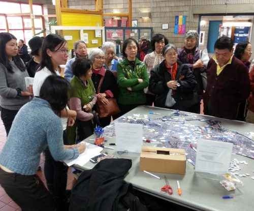 Image showing previous public consultation workshop in Toronto
