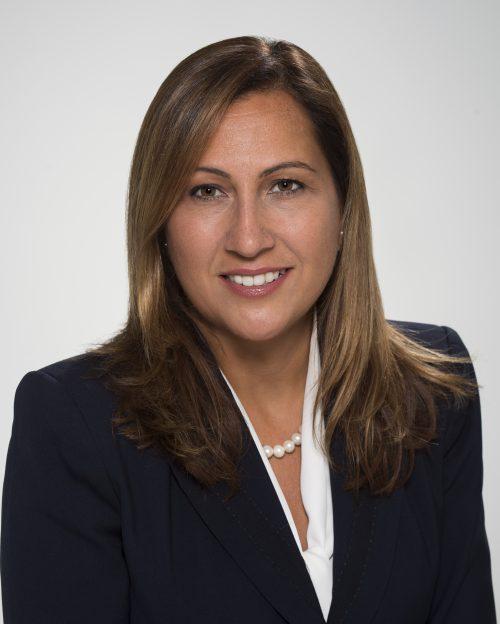 Councillor Ana Bailão's portrait