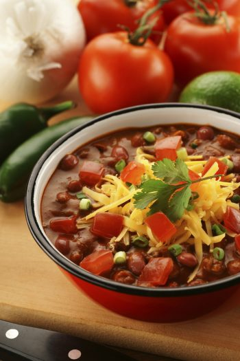Chili-Style Vegetable Soup