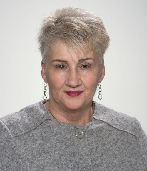 Councillor Paula Fletcher's portrait