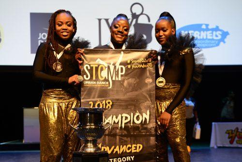 Stomp advanced champion 2018 - Elite Dance Crew