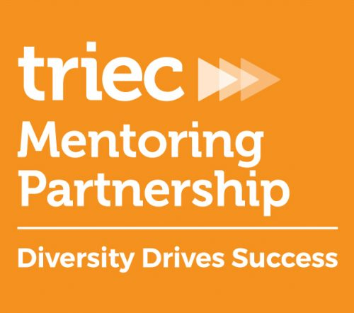 TRIEC Mentoring Partnership Logo