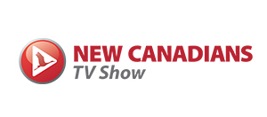 New Canadian TV Show logo - red play button with Canada goose