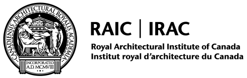 Toronto Urban Design Award Sponsor RAIC