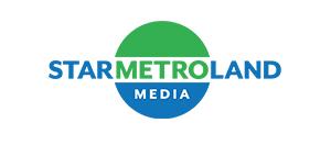 Star Metro Land Media logo