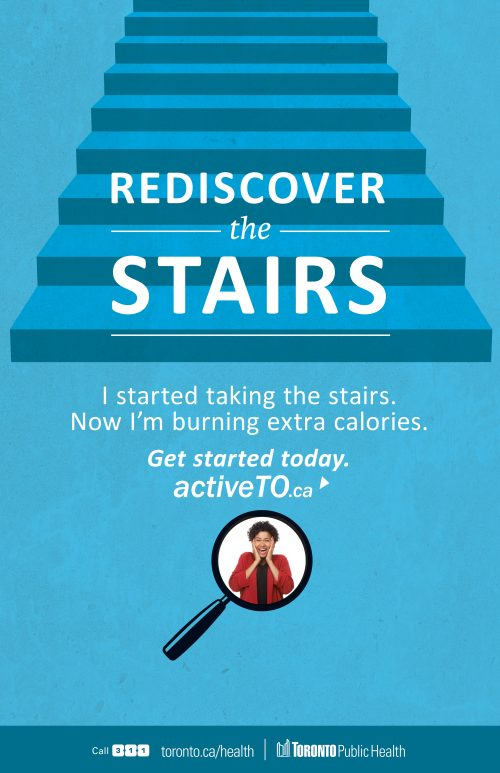 Rediscover the Stairs – City of Toronto