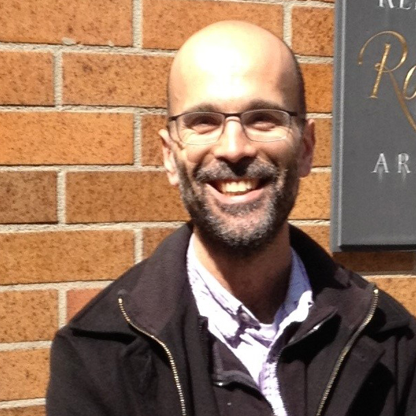 2019 Toronto Book Awards juror Damian Tarnopolsky