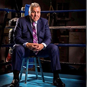 Toronto Sport Hall of Honour 2019 Inductee George Chuvalo, Sport Legend - Boxing