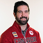 Toronto Sport Hall of Honour 2019 Inductee Greg Westlake, Para-Athlete of the Year – Para Hockey