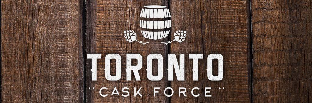 Toronto Cask Force Header Image