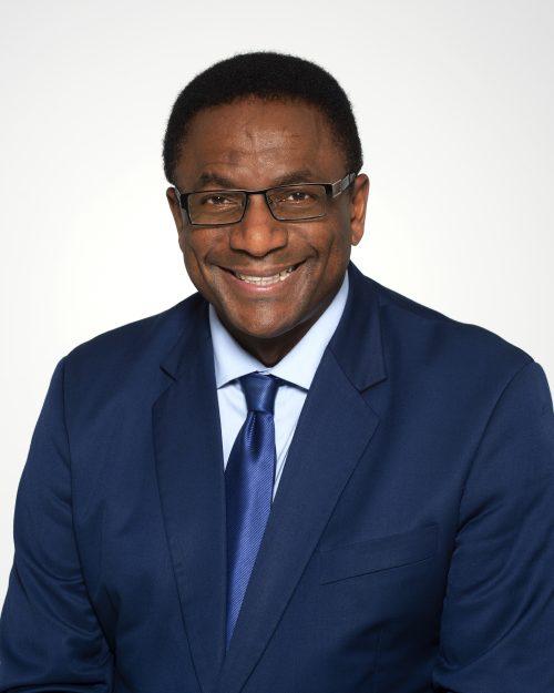 Portrait of Councillor Michael Thompson