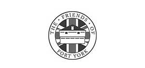 The Friends of Fort York logo
