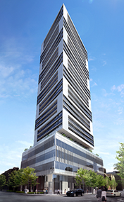 profile image of 355 Church Street a mixed-use high-rise residential condominium, retail and office building