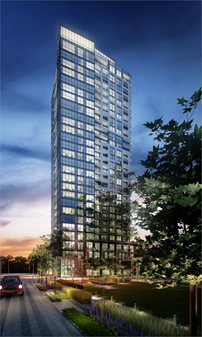 profile image of 5365 Dundas Street West a high-rise multi-unit residential rental building