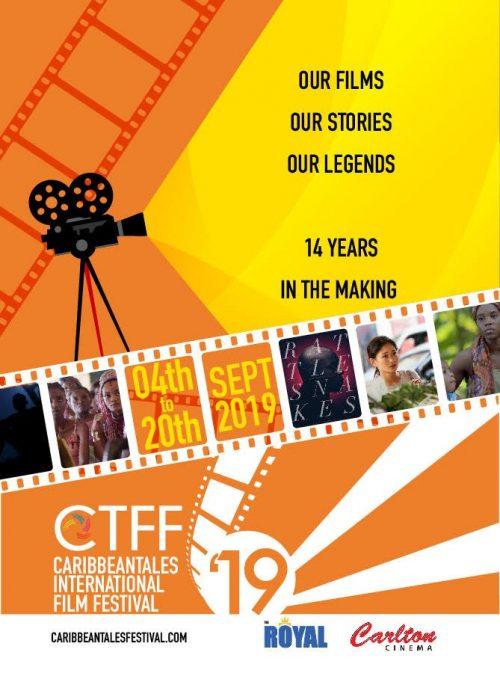 CaribbeanTales International Film Festival (CTFF) poster