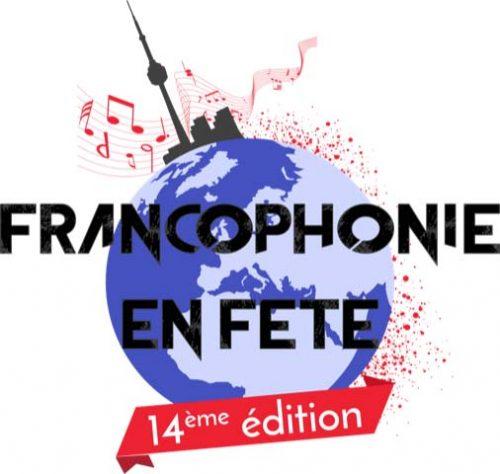 Francophonie en Fête's 14th annual Music Festival logo
