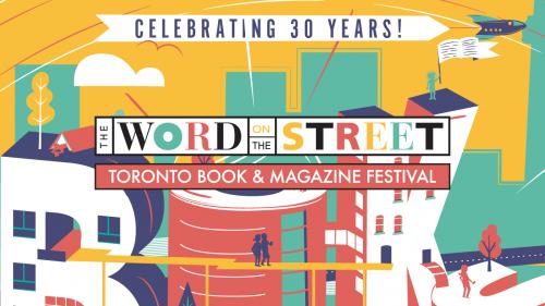 The Word On The Street Toronto artwork