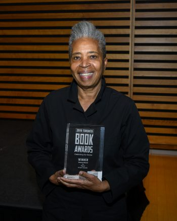 2019 Toronto Book Award winner Dionne Brand