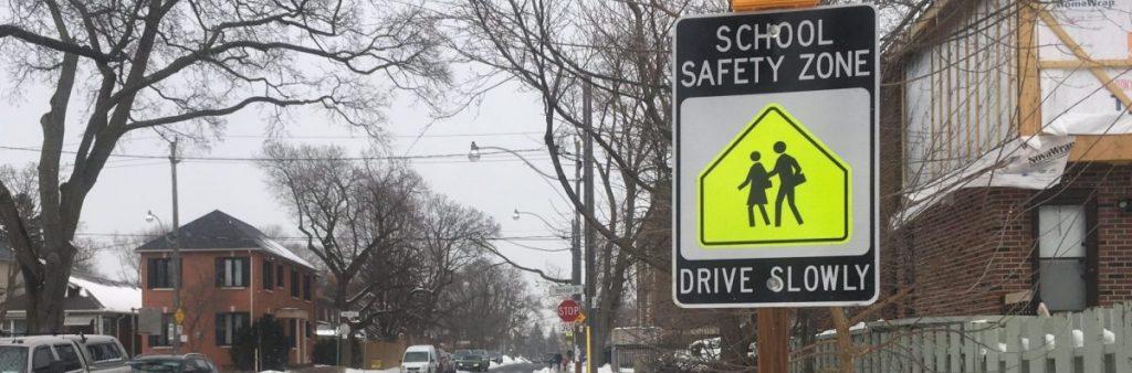School Safety Zones Vision Zero City Of Toronto