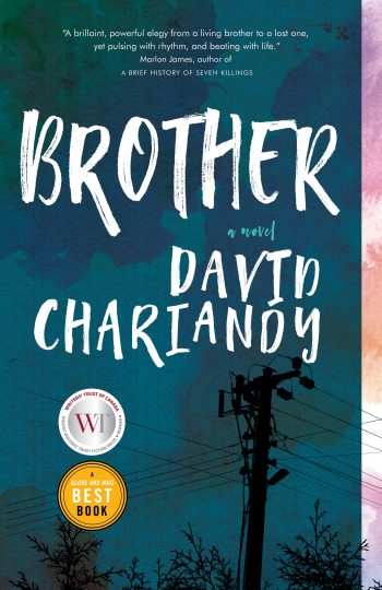 Brother, book jacket