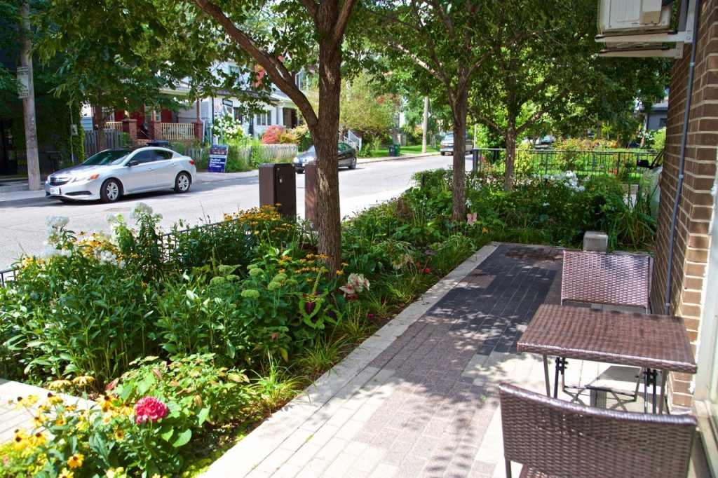 Hastings Snack Bar, 5 Hastings Ave.: 1st place winner for best garden in the Commercial category of the 2019 Garden Contest.