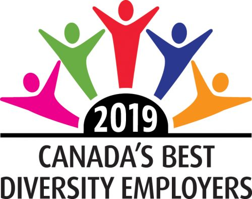 Logo of 2019 Canada's Best Diversity Employers