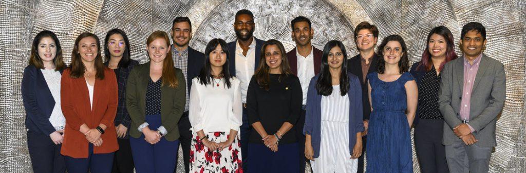 Toronto Urban Fellows 2019 Cohort