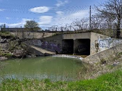 view of Highland Creek at Bellamy Road North
