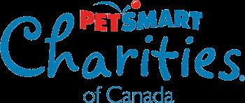 Logo for Petsmart Charities of Canada