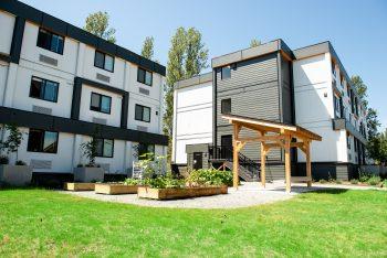 Reiderman Residence (Vancouver) Photo Credit: Horizon North Inc.