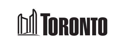 City of Toronto logo -black