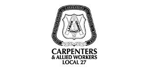 Logo of Carpenters Union