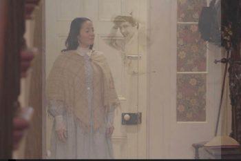 Screenshot of artproject by Shelley Niro