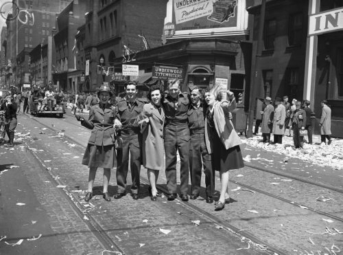 Street celebrations
