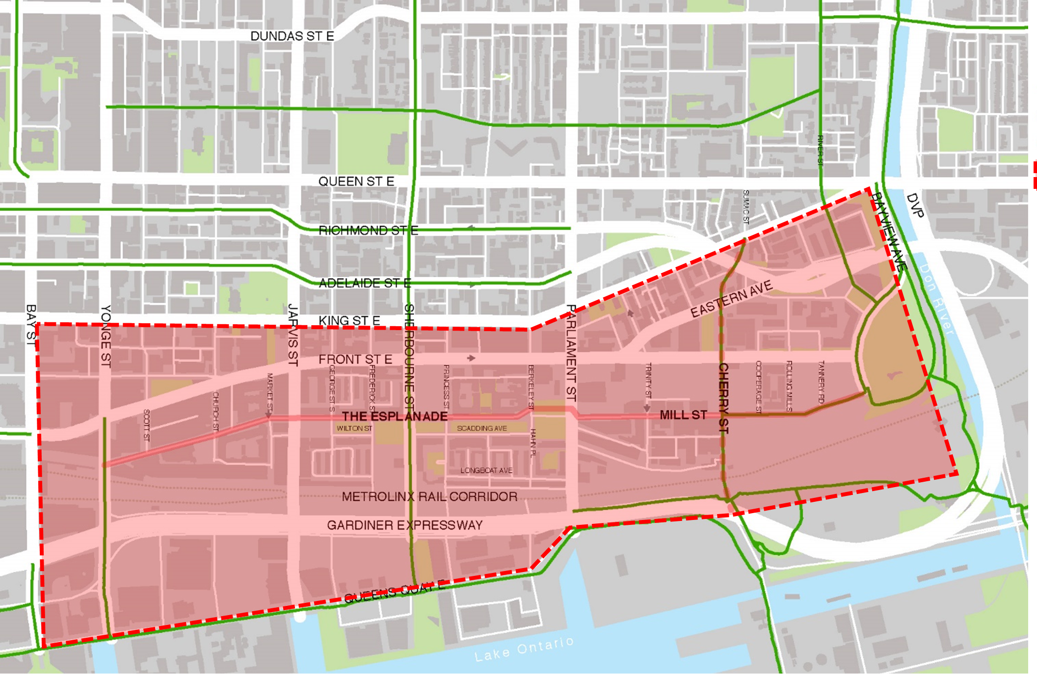If you have trouble reading this map, please contact Alyssa.Cerbu@toronto.ca