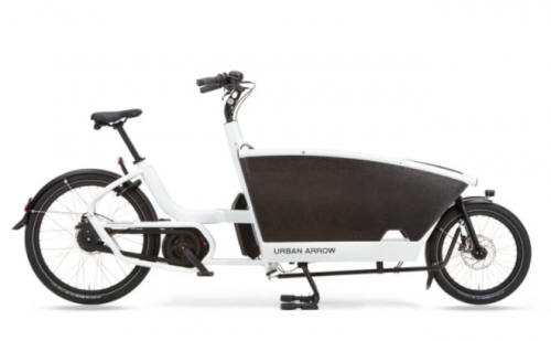pedal-assisted cargo cycle