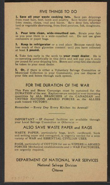 Wartime publication