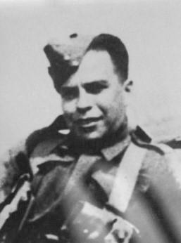 Image of Lance Corporal Meyer Bubis