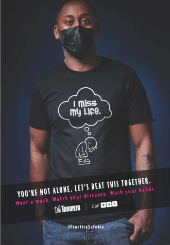 young man wearing a t-shirt that says I miss my life