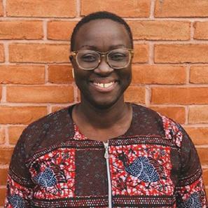 Portrait image of Juanita Kwarteng