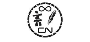 Canadian National Railways Aboriginal Affairs badge